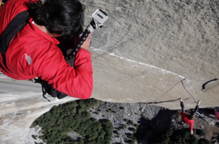 Jimmy Chin on Assignment