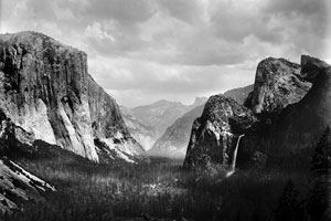 Norsigian Ansel Adams Yosemite Valley