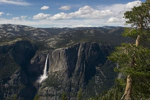 Sentinel Dome Panorama by Grant Williams