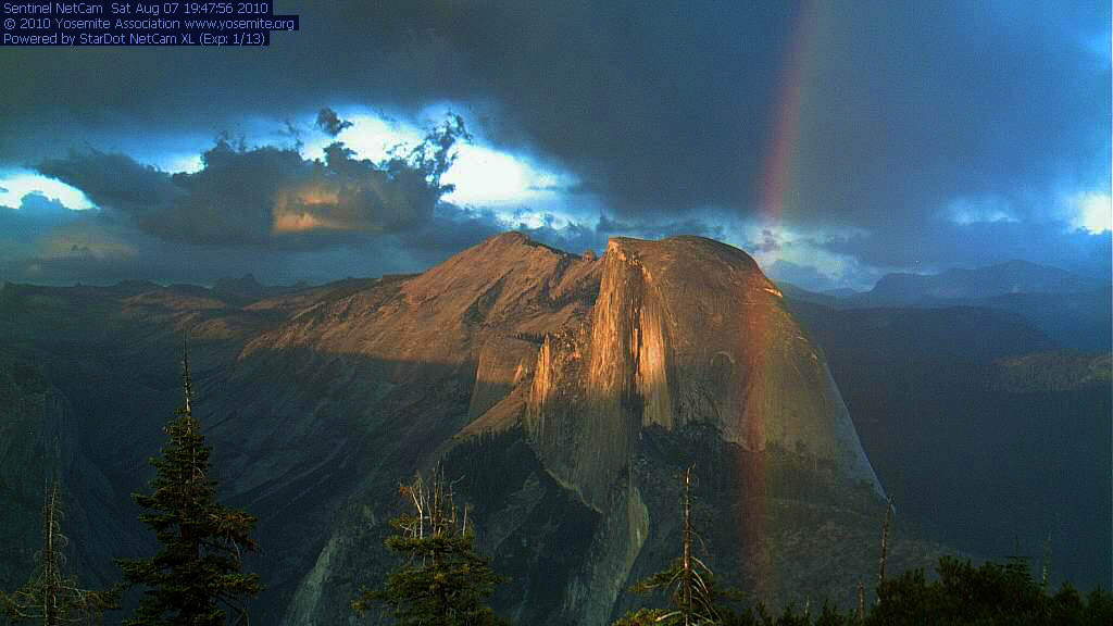 Sentinel Rainbow Aug 7 2010