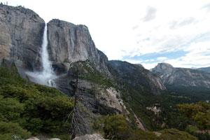 Yosemite Falls 360 Panorama