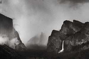 Yosemite Panorama by Shailendra Dhanoa